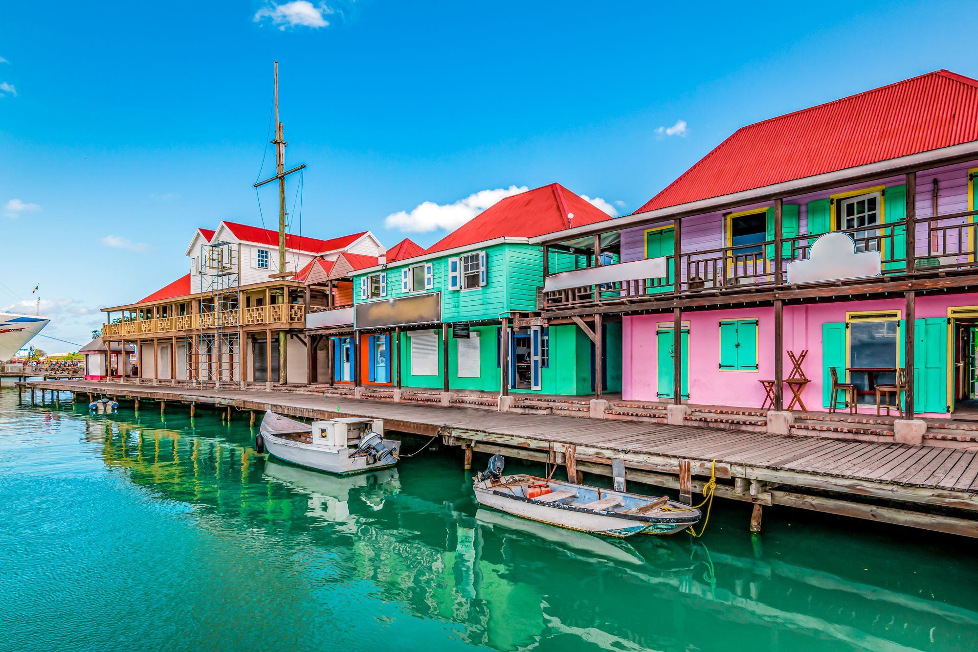Antigua Saint Johns