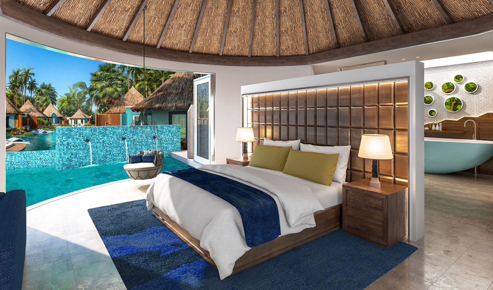 Sandals South Coast Rondoval Interior