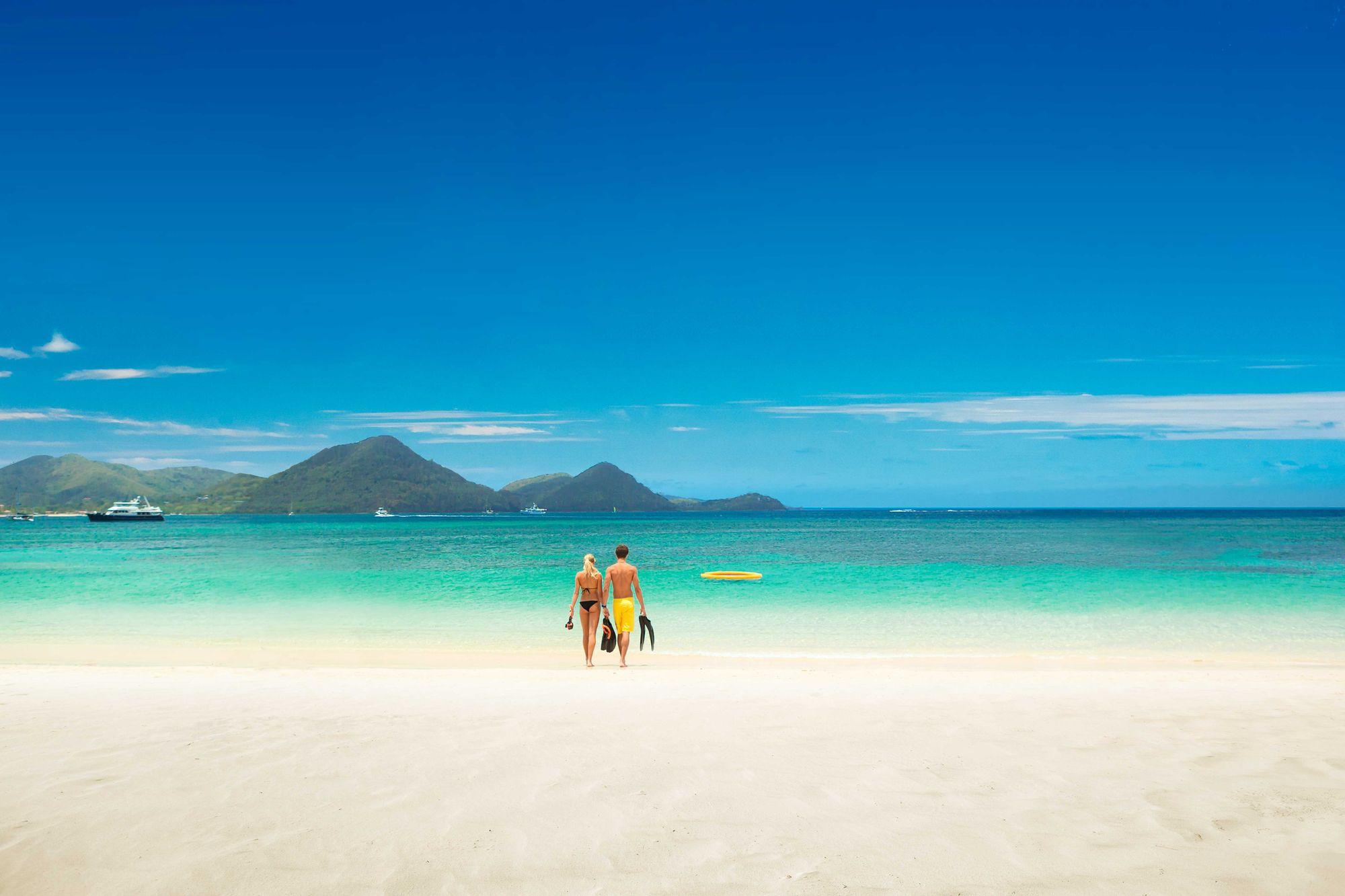 Saint Lucia Scuba Dive Vacation