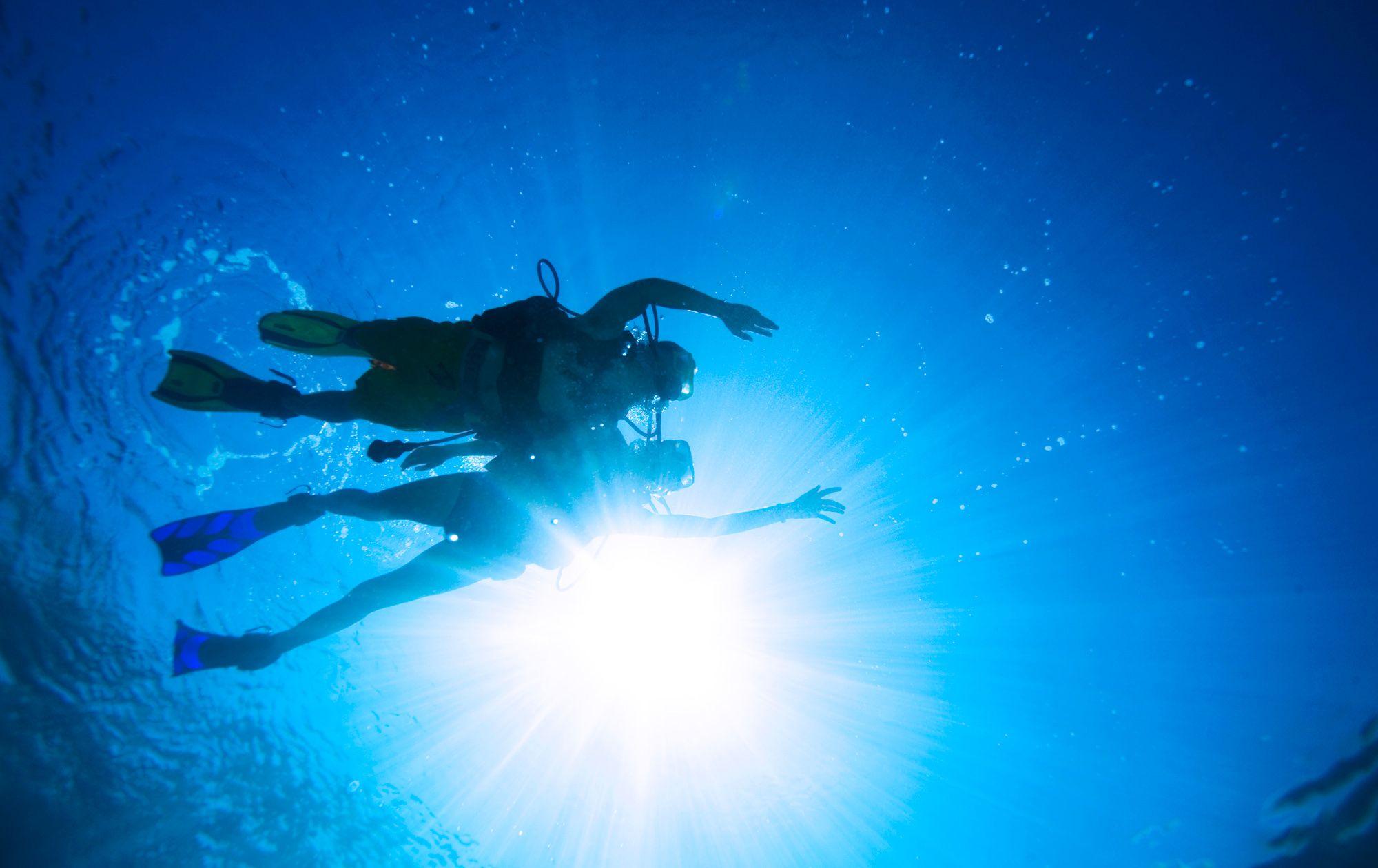 Unlimited Scuba Diving Saint Lucia