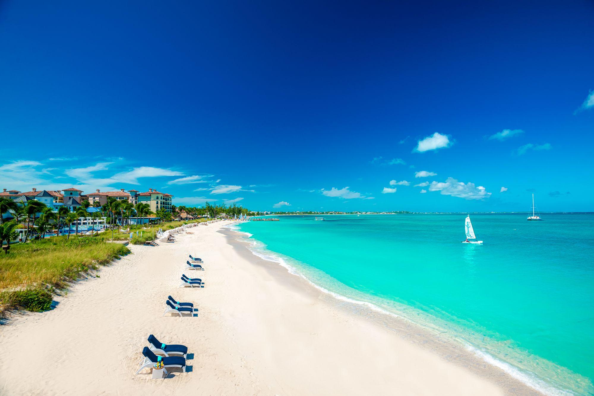 Beaches Turks Caicos Beach Overview