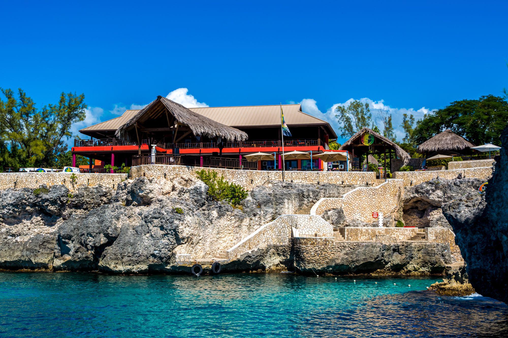 Ricks Cafe Negril Jamaica