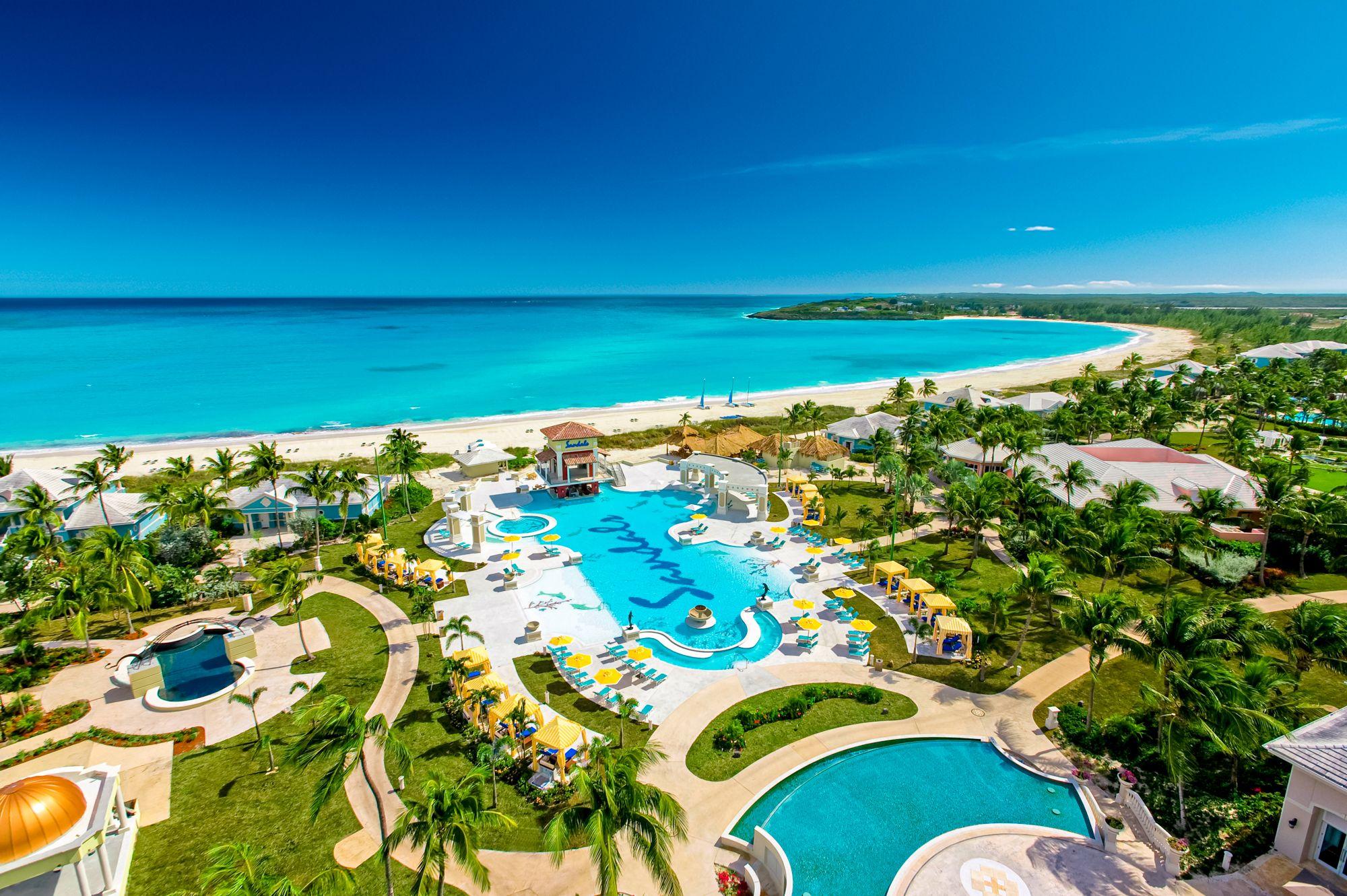 Sandals Emerald Bay Resort Overview