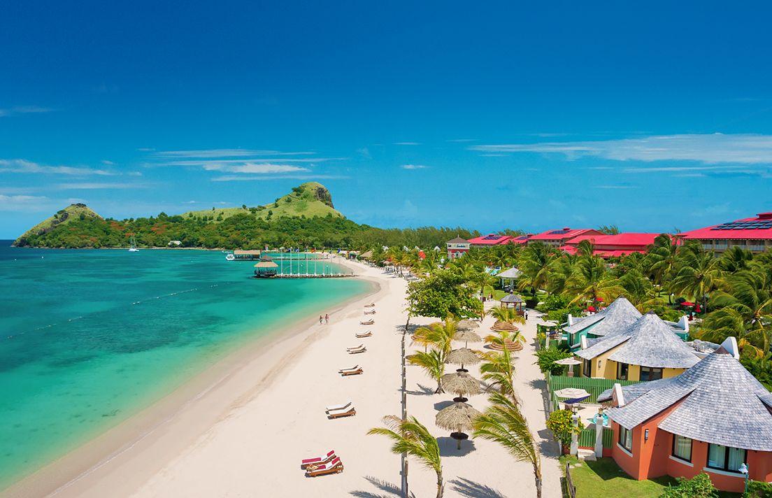 Sandals Grande St Lucian Saint Lucia