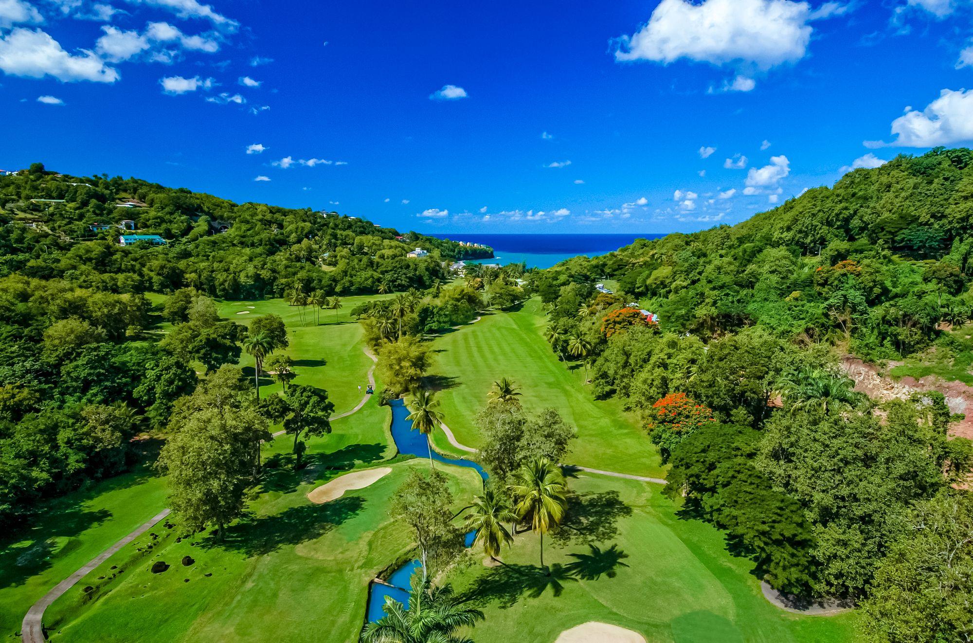 Sandals La Toc Golf Club Saint Lucia