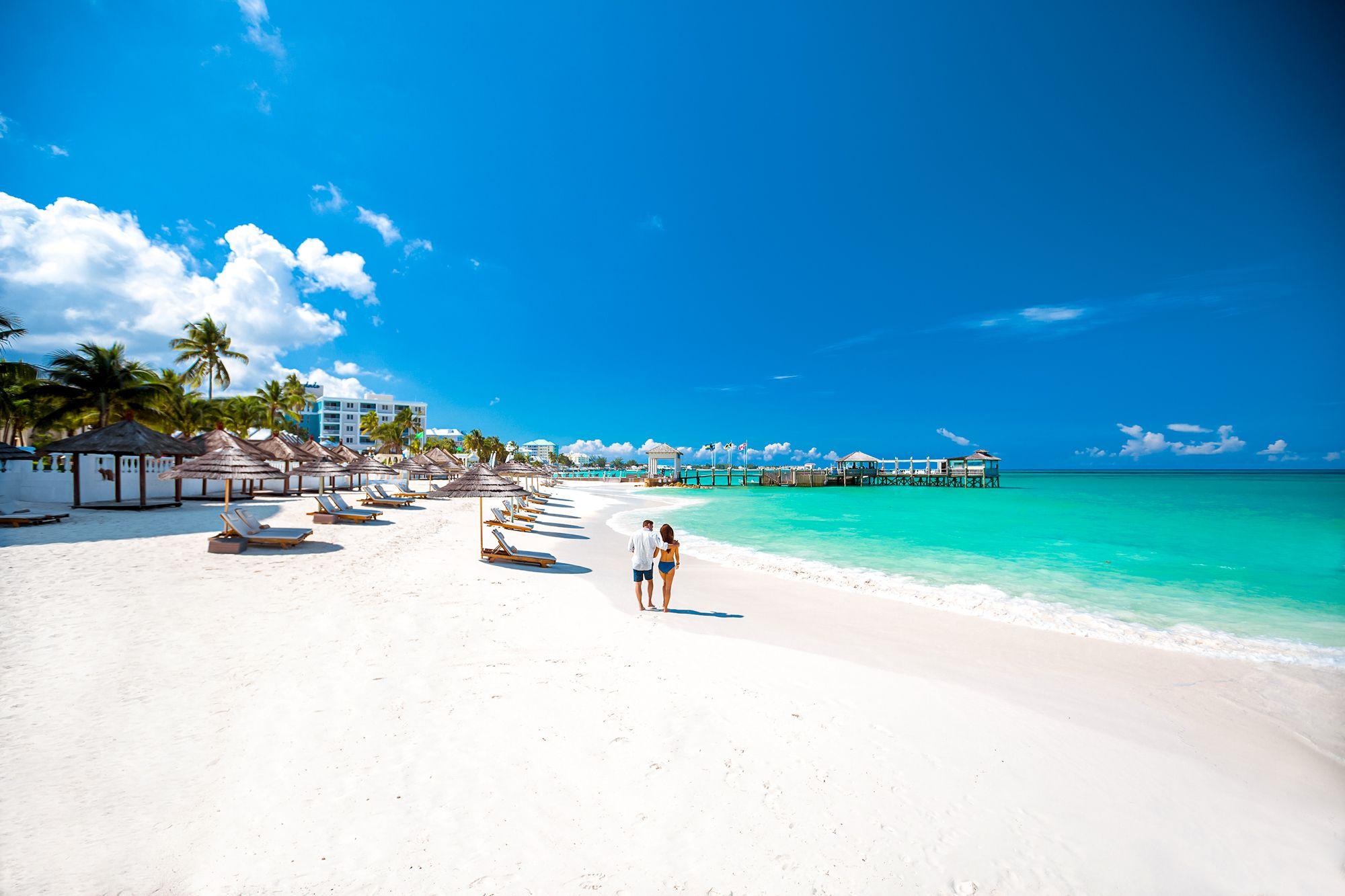 Sandals Royal Bahamian Beach View