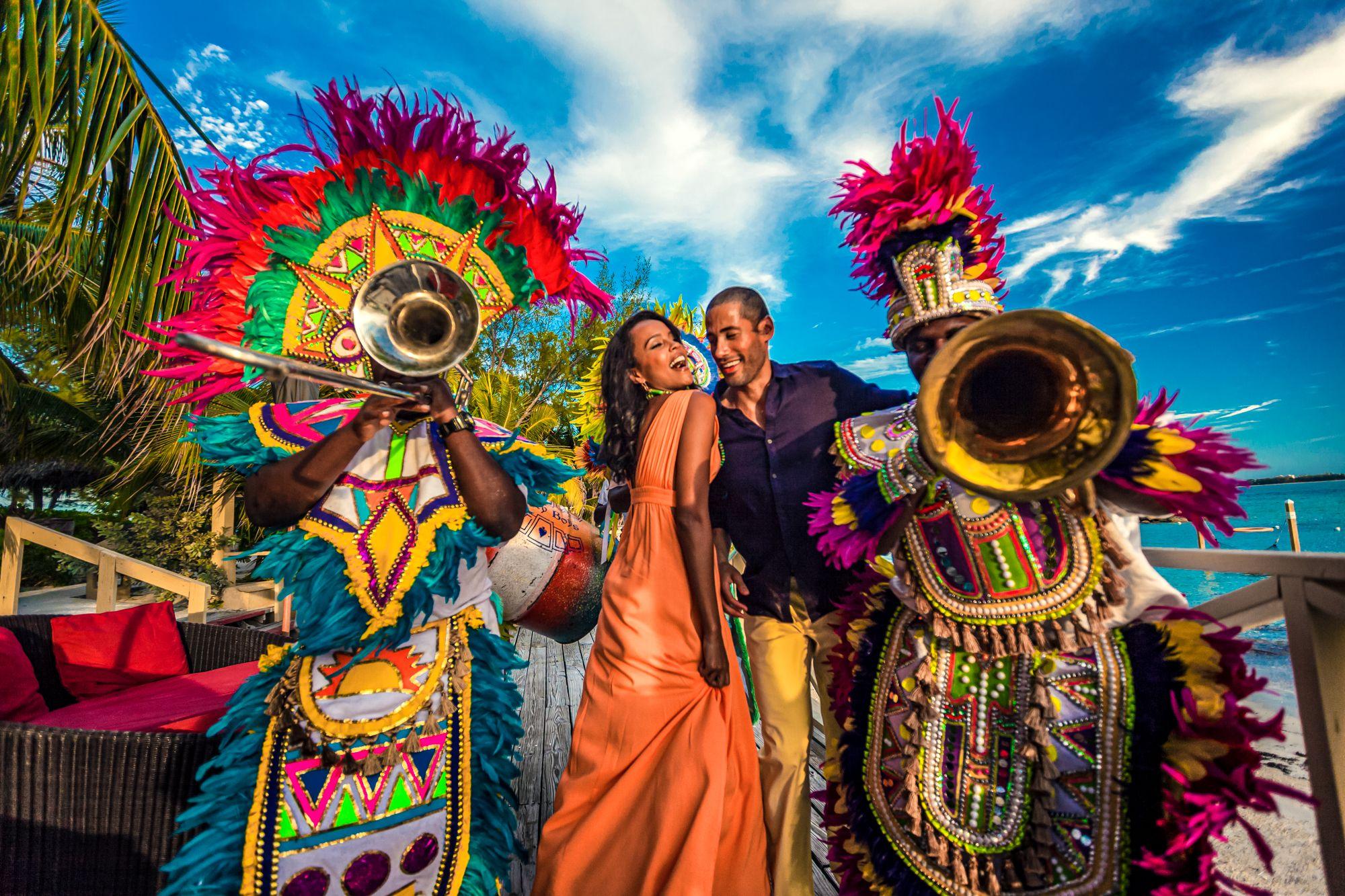 Sandals Royal Bahamian Carnival Party