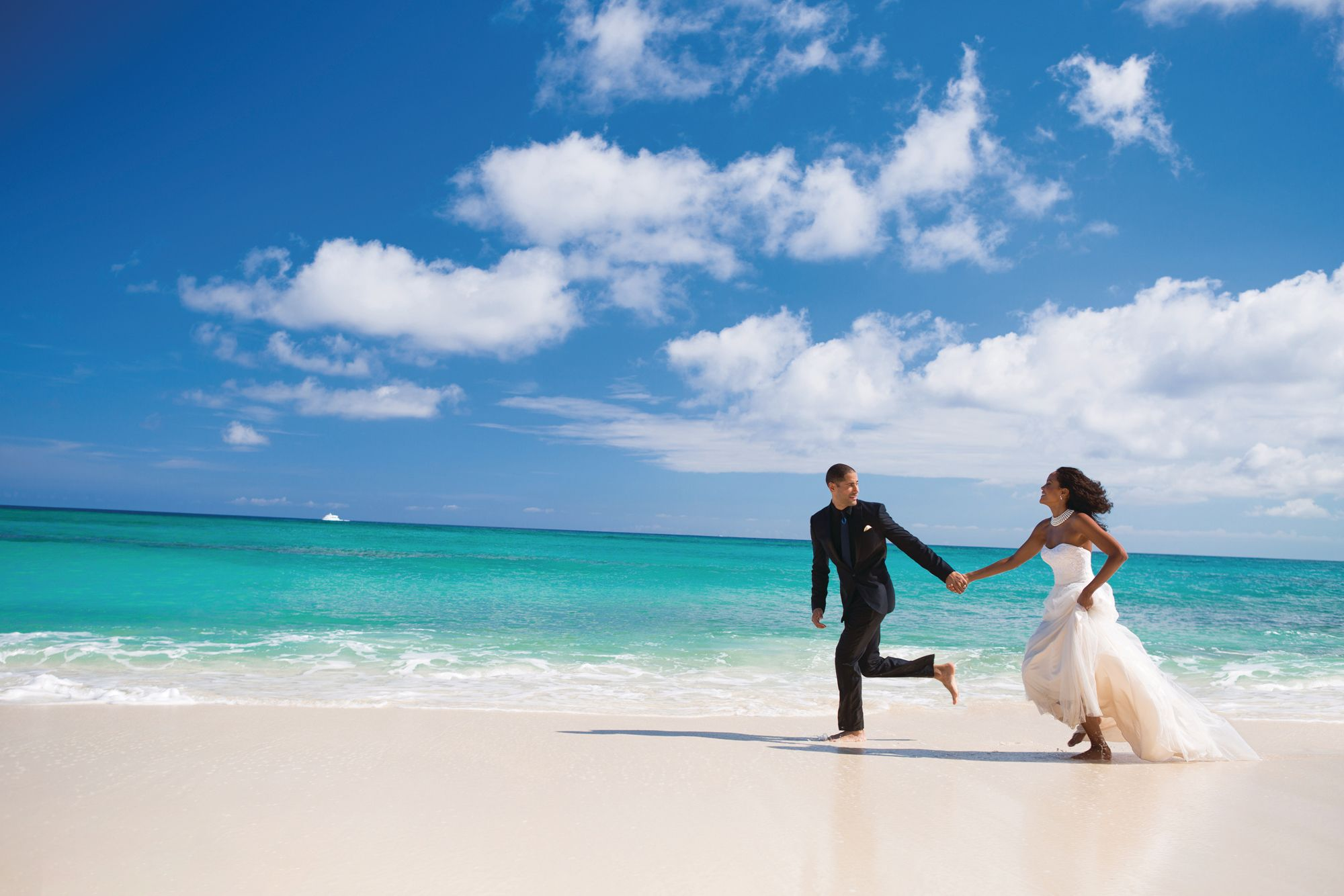 Sandals Royal Bahamian Wedding