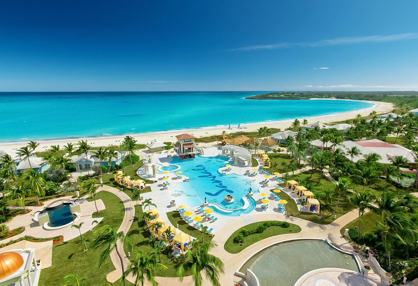 Sun, Sand & Relaxation Await At Sandals Emerald Bay