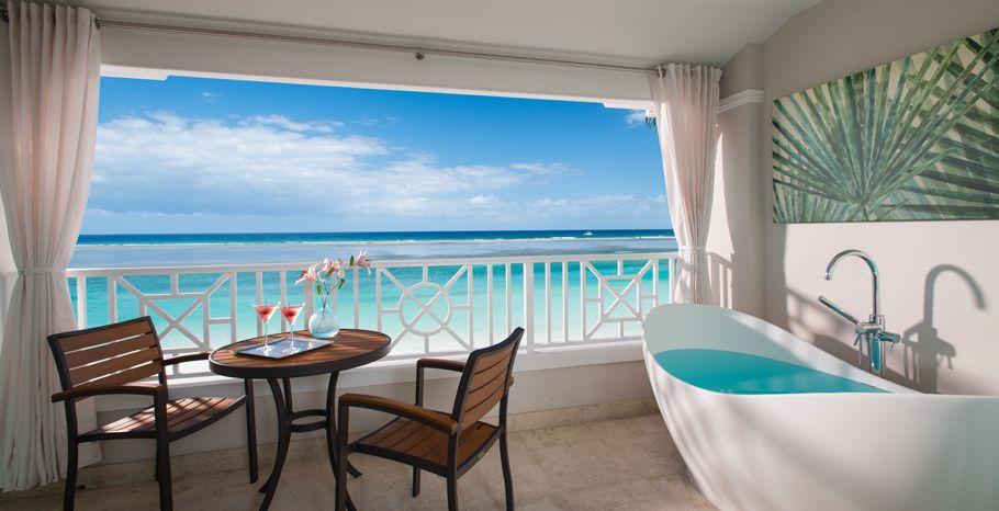 balcony suite Sandals Royal Caribbean
