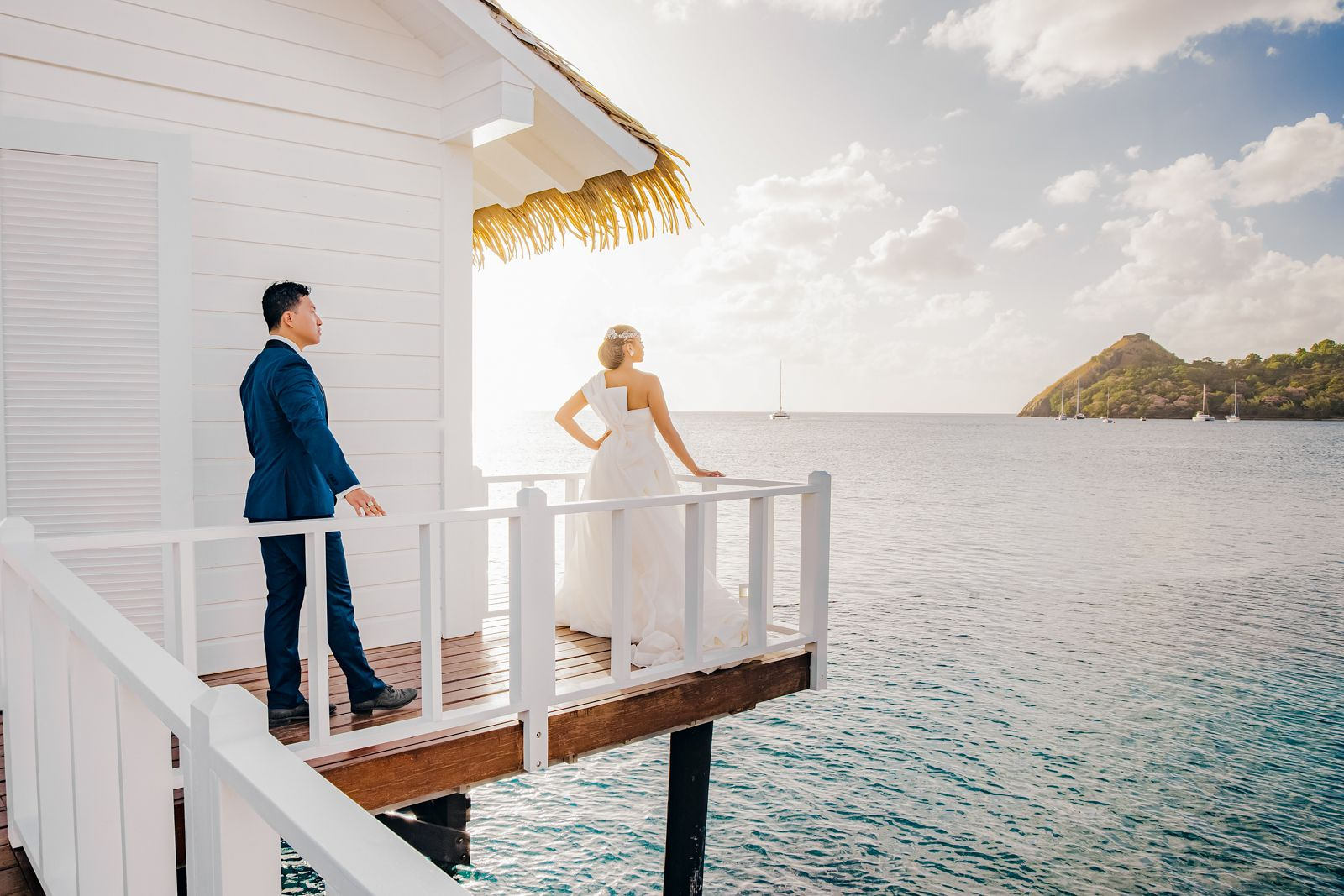 Sandals Chen Wedding Overwater Chapel