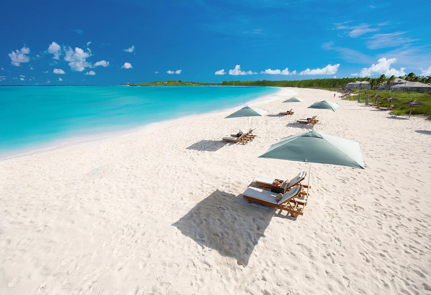 sandals beach resort in Exuma