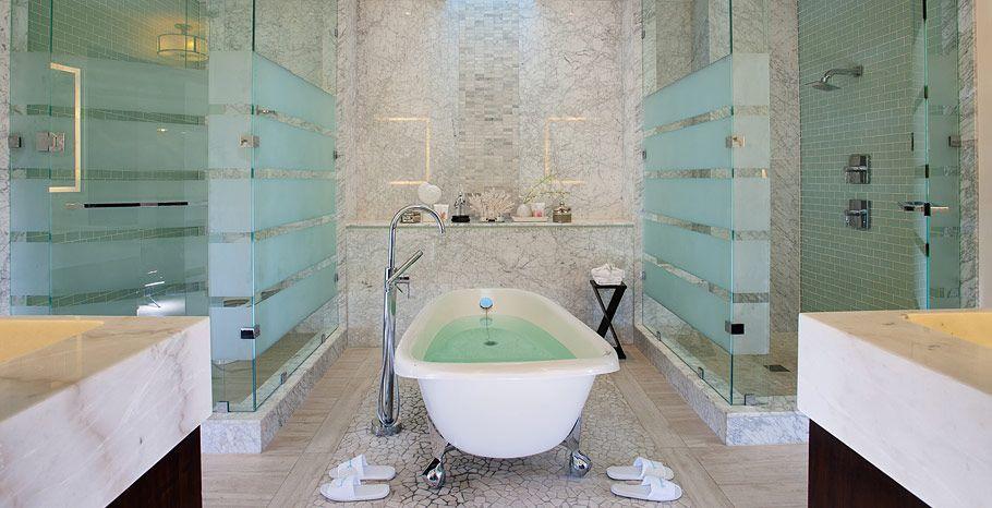 Sandals Grenada bathroom