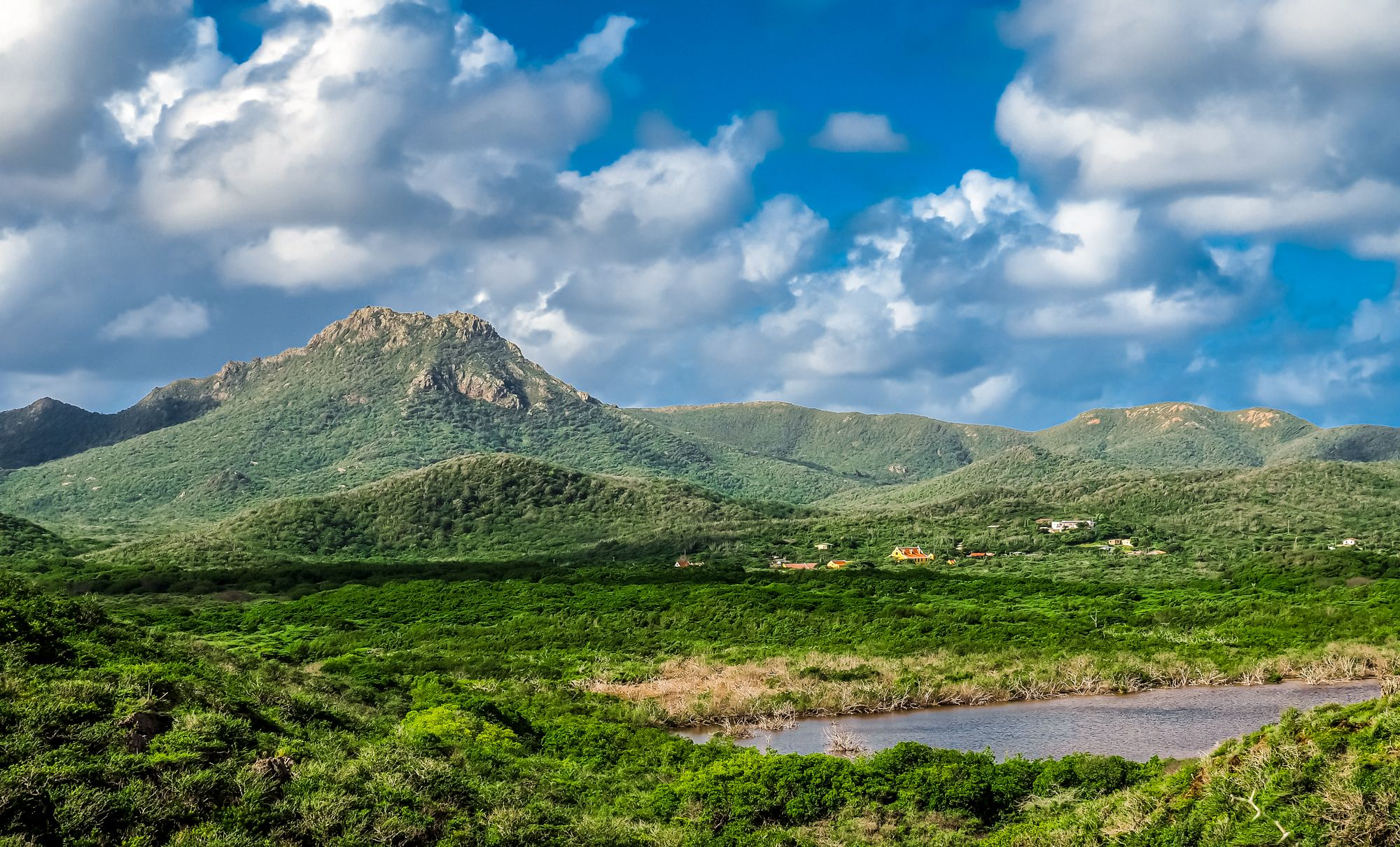 Curacao Christoffel National Park