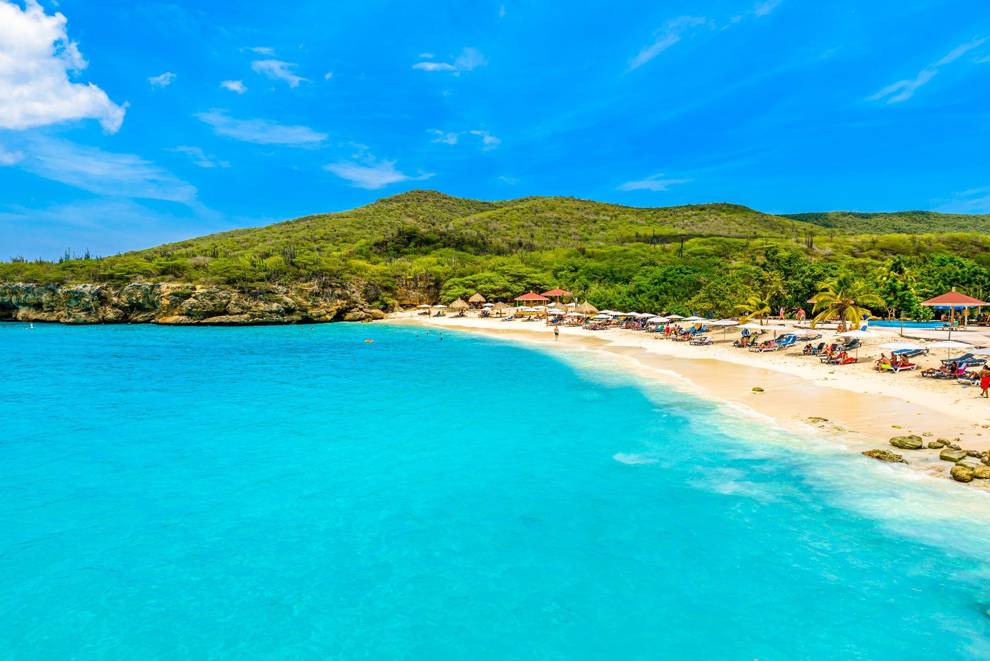Curacao Kenepa Beach