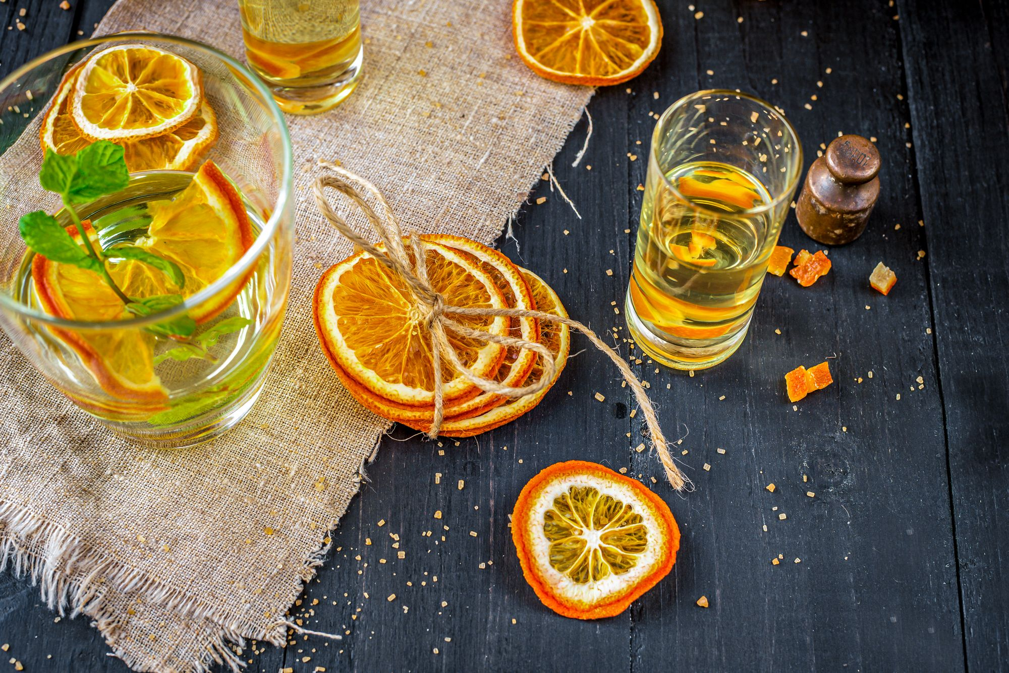 Curacao Orange Liqueur