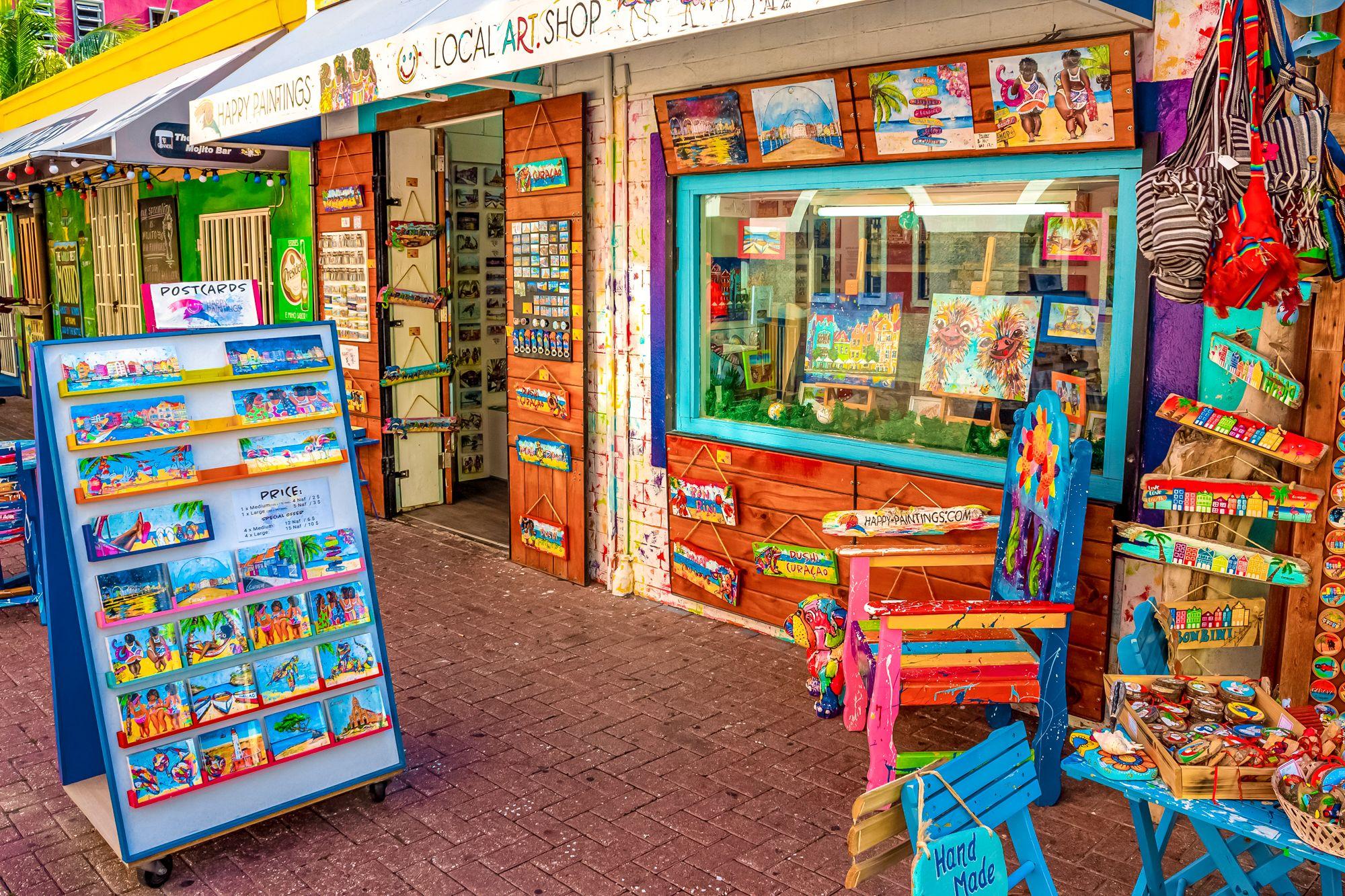 Curacao Souvenirs