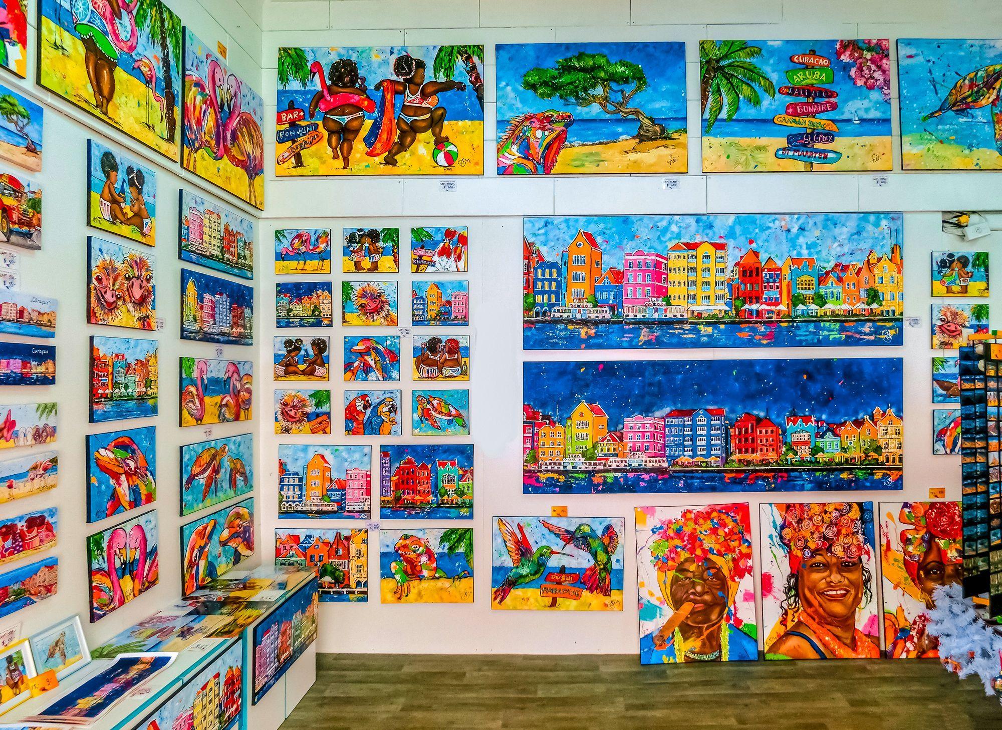 Curacao-Artwork-Paintings