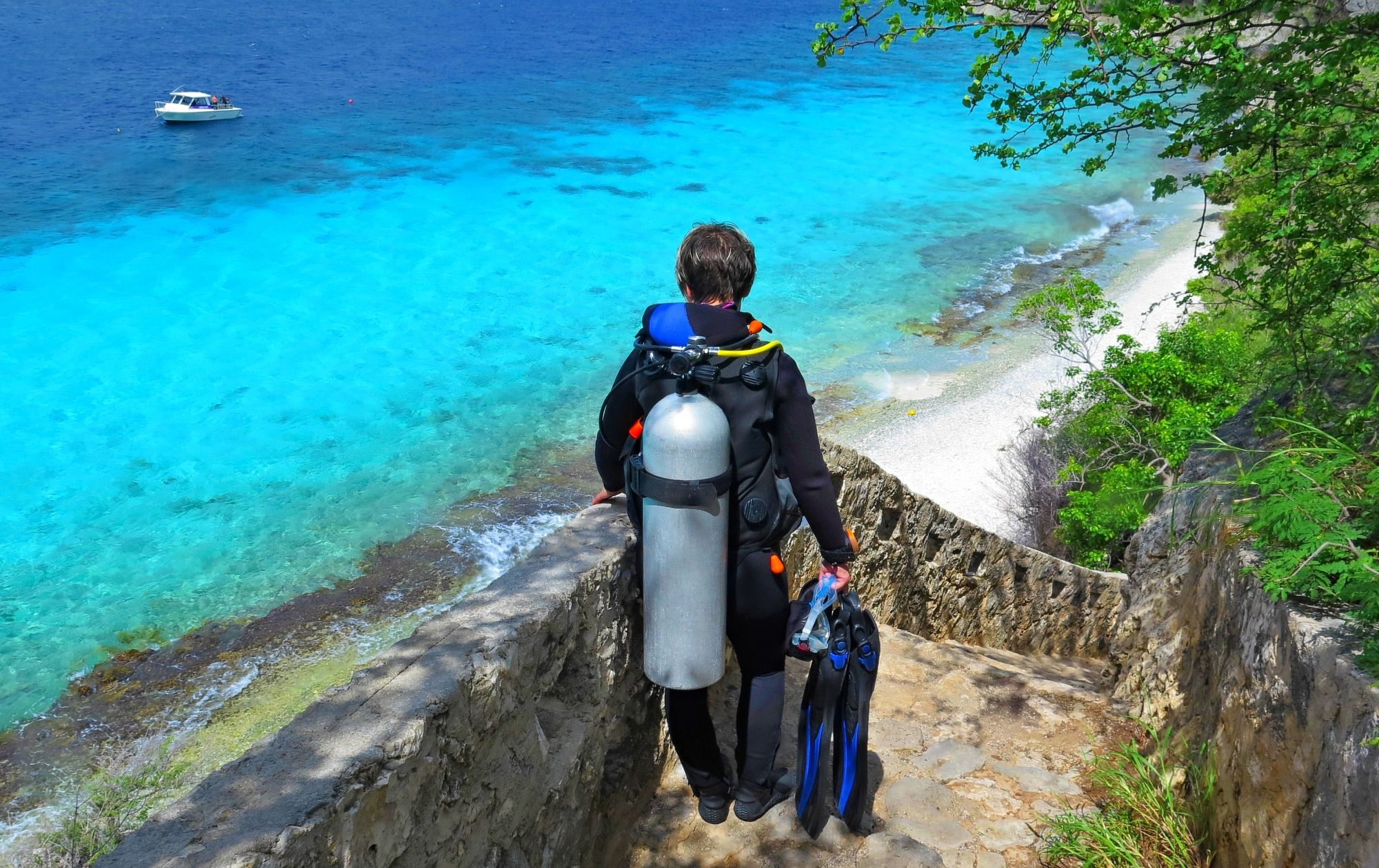 Scuba Dive Curacao