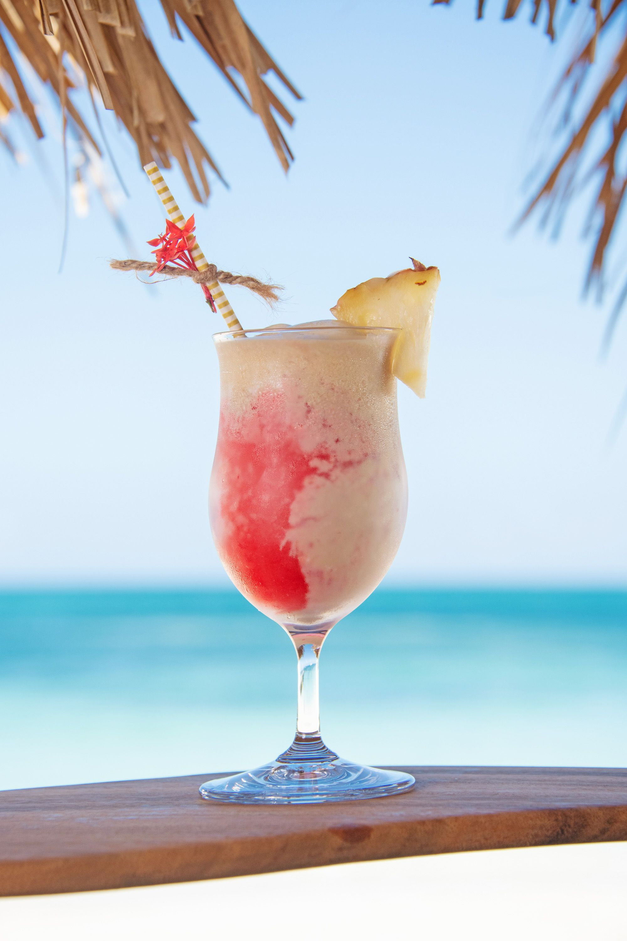 Jamaican Smile drink