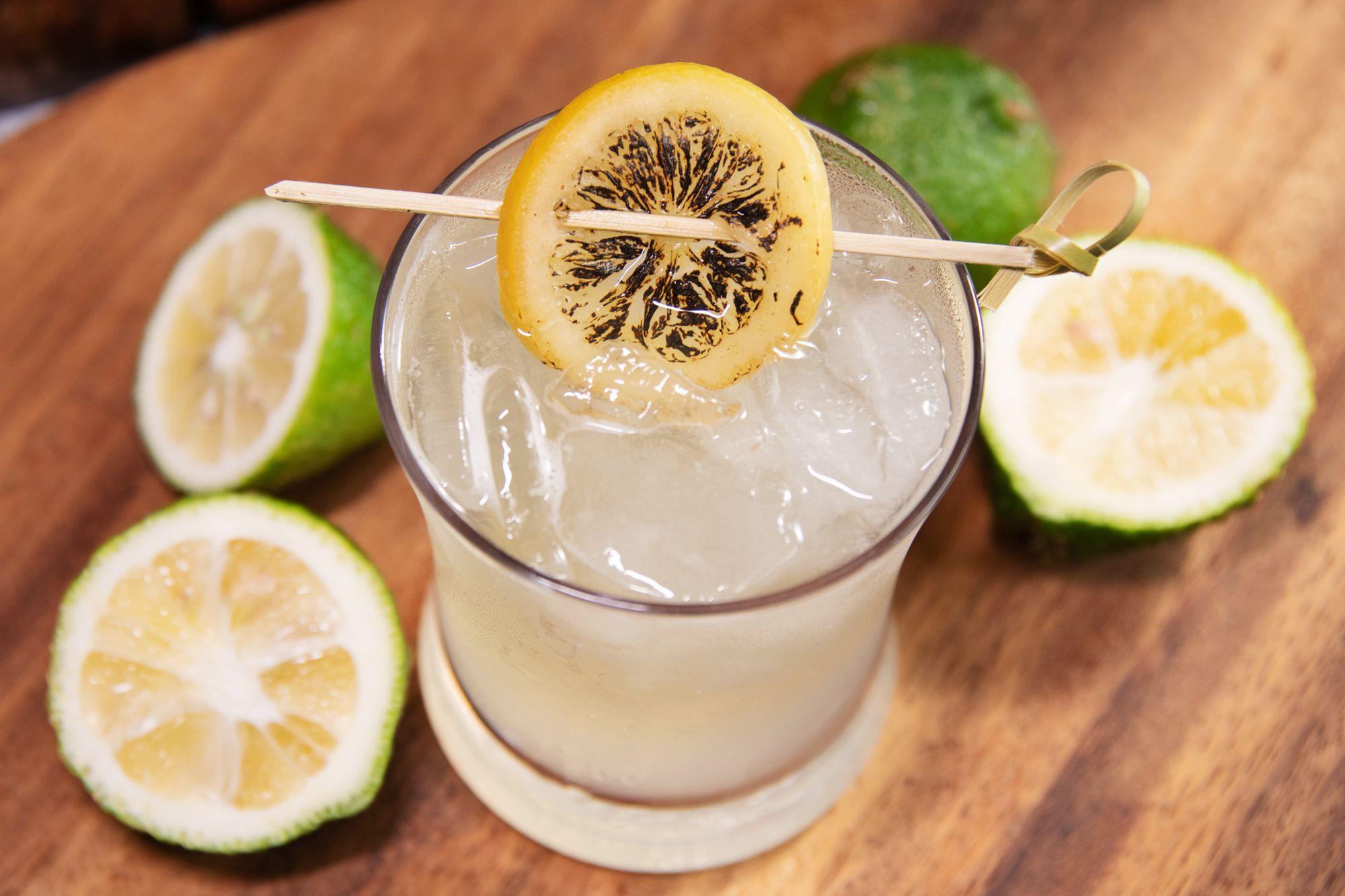 Ginger Lemonade Lager