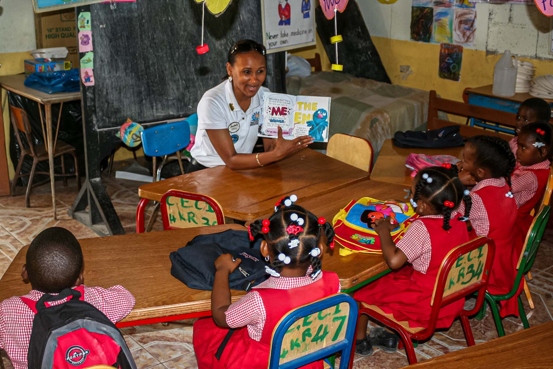 Sandals-Foundation-Reading-Road-Trip