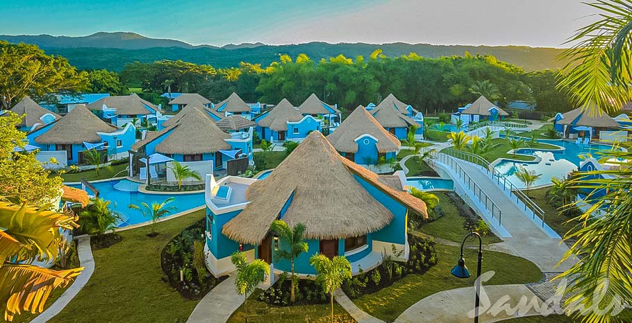 The South Seas Rondoval Village