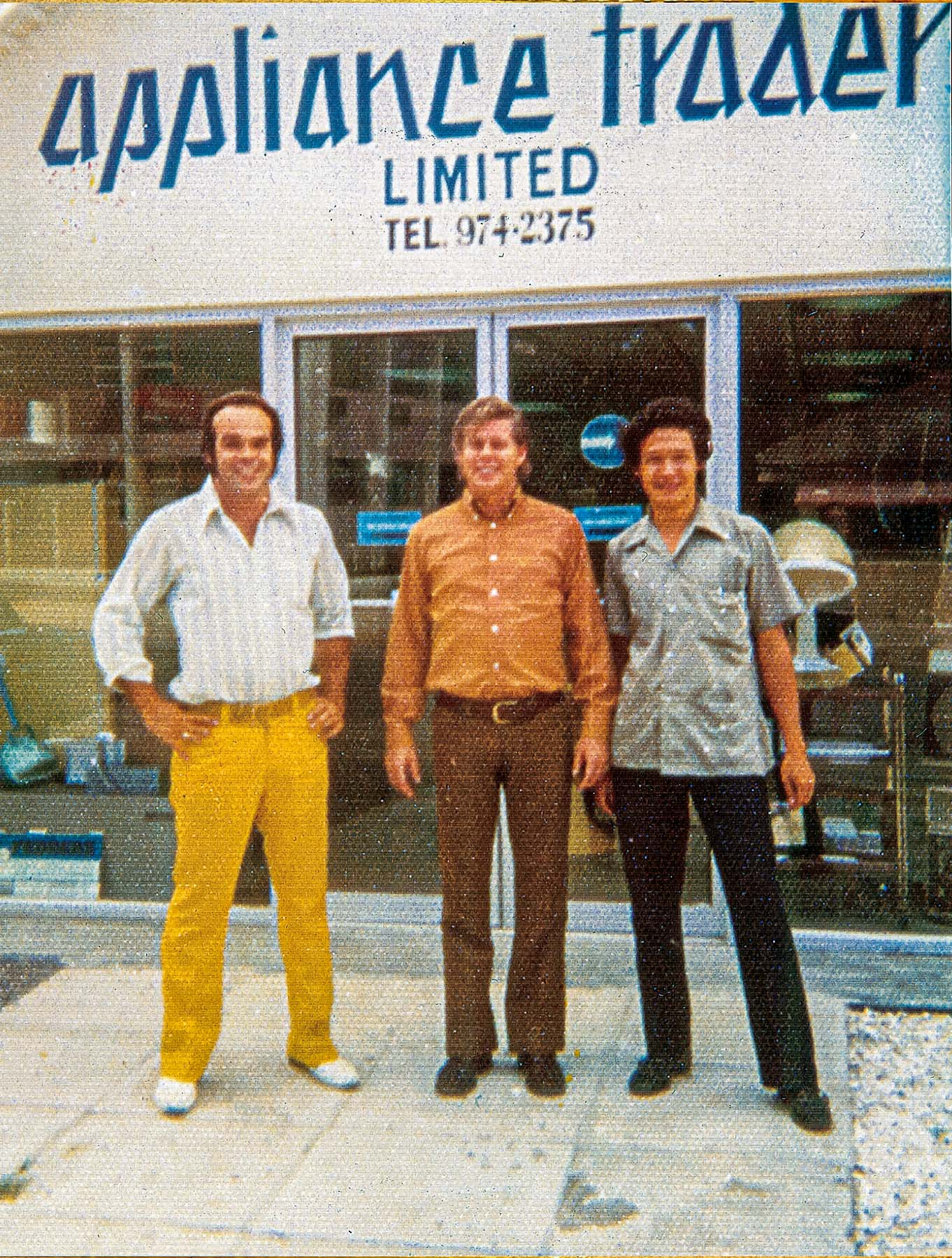 "Gordon ""Butch"" Stewart at Applicance Trader Limited (ATL)"